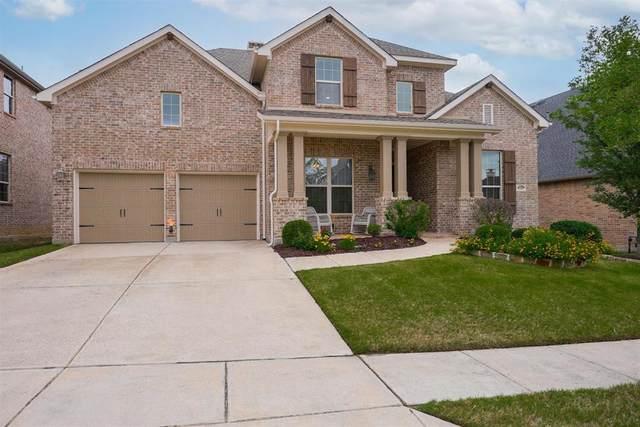 8713 Scarlet Trail, Lantana, TX 76226 (MLS #14573387) :: The Tierny Jordan Network