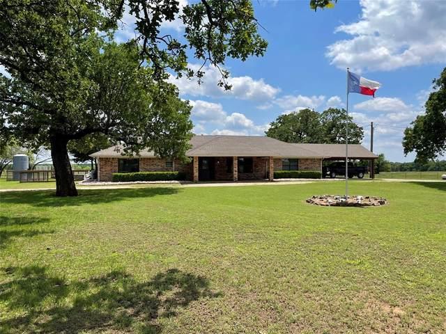 622 Darwin Lane, Sunset, TX 76270 (MLS #14573408) :: The Tierny Jordan Network