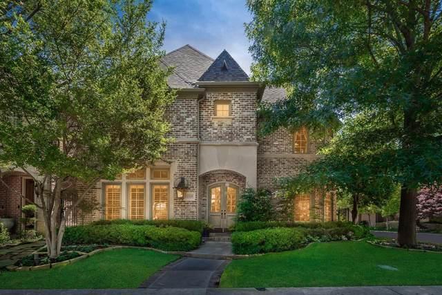 12218 Park Bend Drive, Dallas, TX 75230 (MLS #14573411) :: 1st Choice Realty