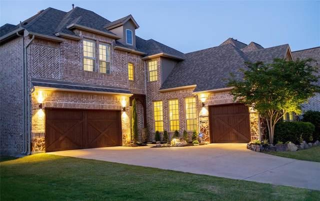2542 Berry Brook Lane, Frisco, TX 75034 (MLS #14573415) :: Team Tiller