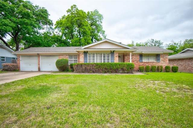 7012 Pinon Street, Fort Worth, TX 76116 (MLS #14573427) :: The Mitchell Group
