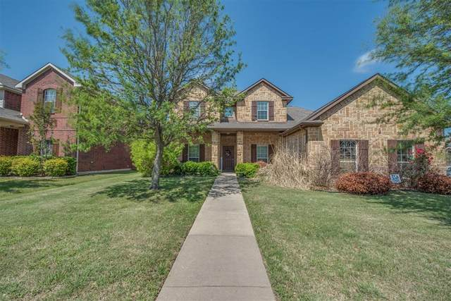 1500 Salado Trail, Weatherford, TX 76087 (MLS #14573430) :: The Mauelshagen Group