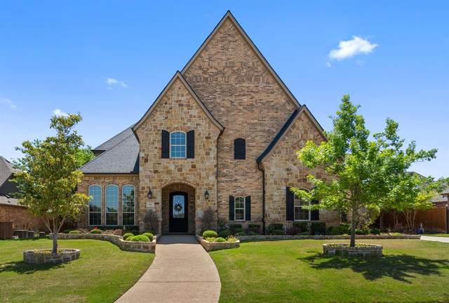 804 Sabine Trail, Mansfield, TX 76063 (MLS #14573432) :: The Mitchell Group