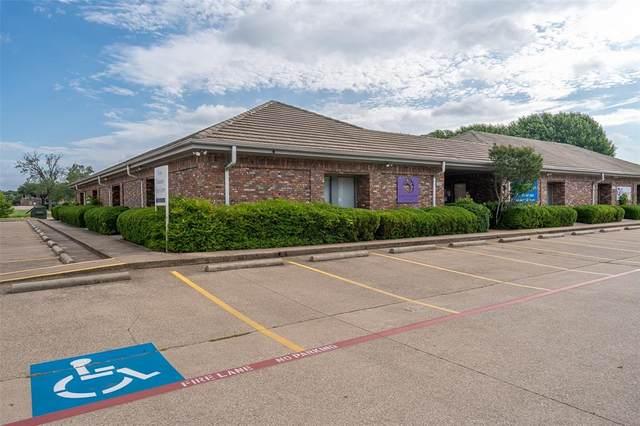 907 Medical Centre Drive A, Arlington, TX 76012 (MLS #14573449) :: The Chad Smith Team