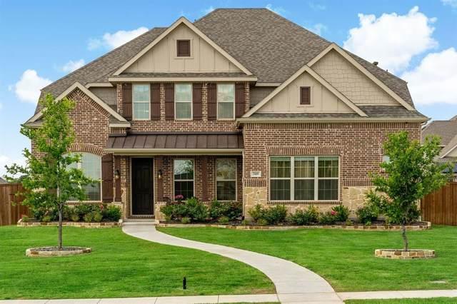 349 Sandy Creek Drive, Sunnyvale, TX 75182 (MLS #14573452) :: Premier Properties Group of Keller Williams Realty