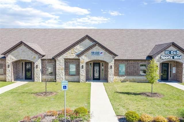 26875 E University Drive #120, Aubrey, TX 76227 (MLS #14573487) :: Frankie Arthur Real Estate