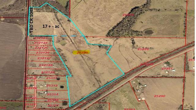 TBD County Road 1048, Celeste, TX 75423 (MLS #14573490) :: RE/MAX Landmark