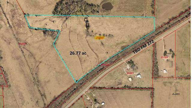 TBD Farm To Market Fm 272, Celeste, TX 75423 (MLS #14573491) :: RE/MAX Landmark