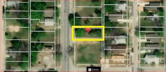 1325 Evans Avenue, Fort Worth, TX 76104 (MLS #14573502) :: The Tierny Jordan Network