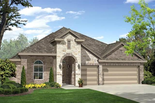 911 Hondo Lane, Mansfield, TX 76063 (MLS #14573509) :: Keller Williams Realty