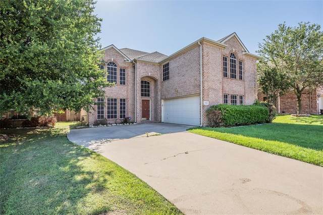 5024 Coral Creek Drive, Fort Worth, TX 76135 (MLS #14573511) :: 1st Choice Realty