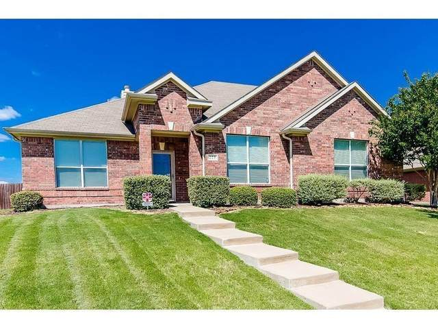 223 Rockbrook Drive, Wylie, TX 75098 (MLS #14573532) :: The Tierny Jordan Network