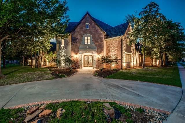 1824 Barrington Drive, Keller, TX 76262 (MLS #14573545) :: Rafter H Realty