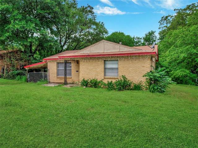 1509 Woodcrest Drive, Mesquite, TX 75149 (MLS #14573553) :: All Cities USA Realty