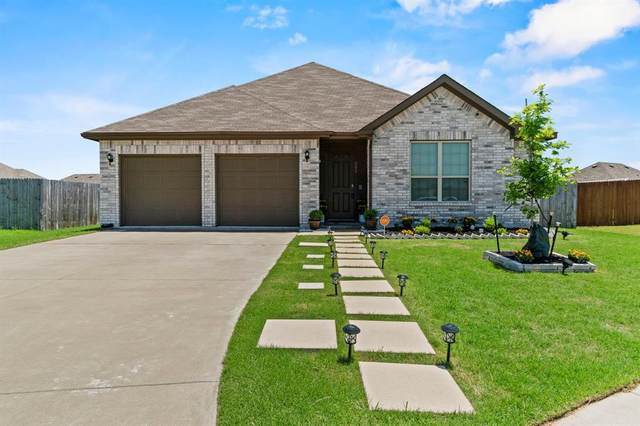 202 Shetland Court, Waxahachie, TX 75165 (MLS #14573556) :: Real Estate By Design