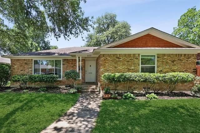 8459 Sweetwood Drive, Dallas, TX 75228 (MLS #14573562) :: 1st Choice Realty