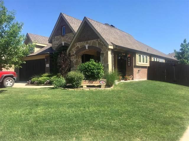 825 Mahogany Drive, Anna, TX 75409 (MLS #14573607) :: The Mauelshagen Group