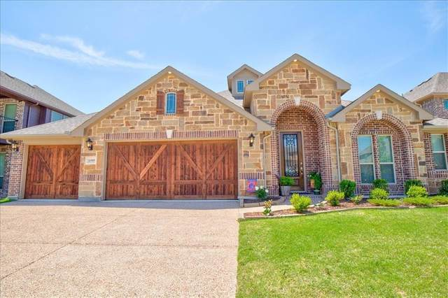 11909 Lostwood Trail, Fort Worth, TX 76244 (MLS #14573609) :: The Kimberly Davis Group