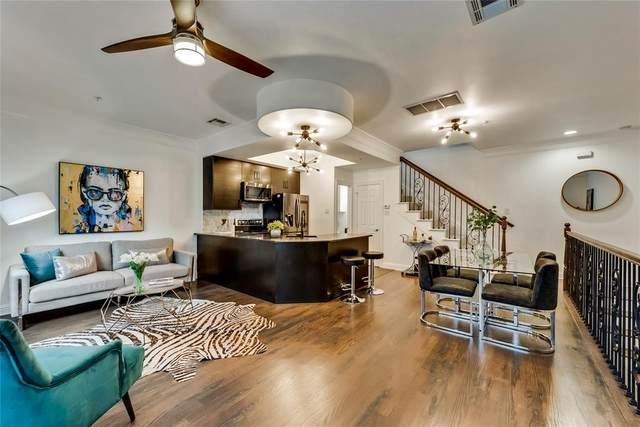 5702 Hudson Street #2, Dallas, TX 75206 (MLS #14573614) :: 1st Choice Realty