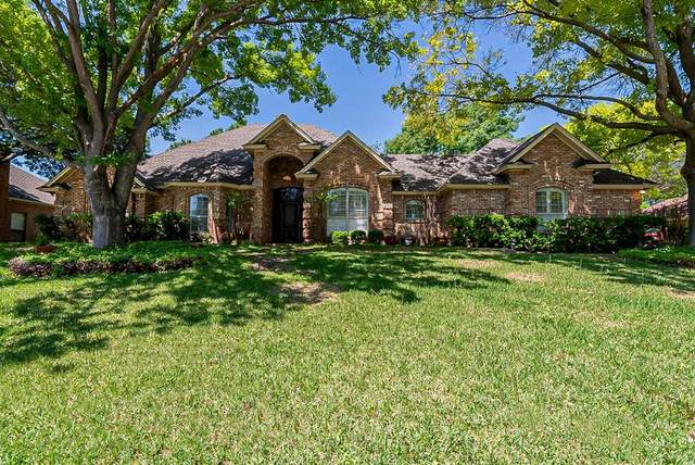 3744 Ben Creek Court, Fort Worth, TX 76008 (MLS #14573615) :: Trinity Premier Properties