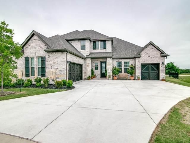 2375 Ambassador Court, Heath, TX 75126 (MLS #14573620) :: Premier Properties Group of Keller Williams Realty