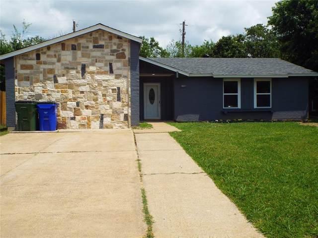 3708 Concord Circle, Balch Springs, TX 75180 (MLS #14573644) :: Maegan Brest | Keller Williams Realty