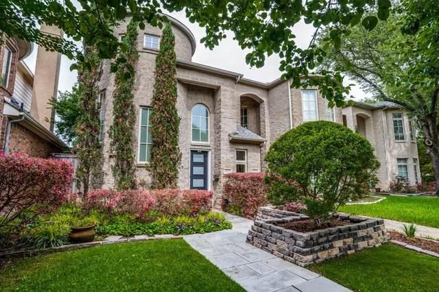 5513 La Foy Boulevard, Dallas, TX 75209 (MLS #14573668) :: Craig Properties Group