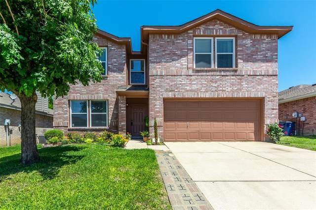 2604 Sierra Drive, Mckinney, TX 75071 (MLS #14573679) :: The Hornburg Real Estate Group
