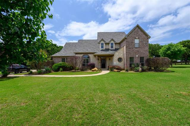 8000 Steeplechase Circle, Argyle, TX 76226 (MLS #14573693) :: Real Estate By Design