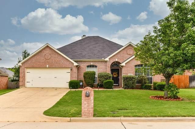 1208 Vistawood Drive, Mansfield, TX 76063 (MLS #14573712) :: The Tierny Jordan Network
