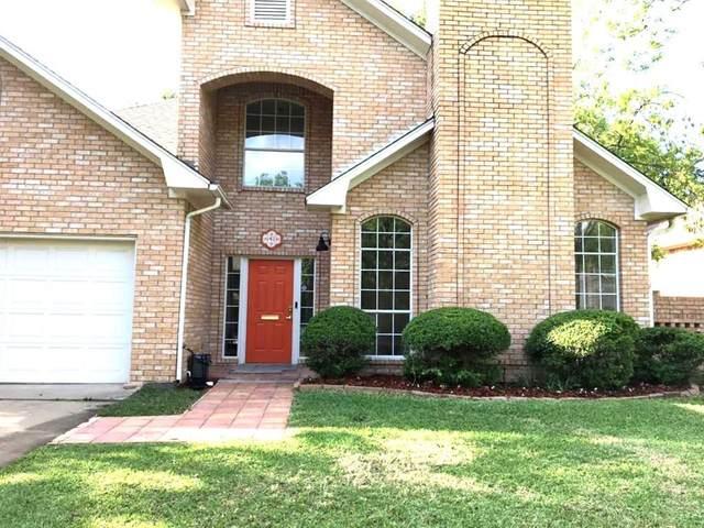 1411 W Mulberry Street, Sherman, TX 75092 (MLS #14573714) :: Team Tiller