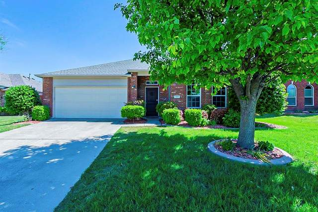 1311 Cahaba Drive, Wylie, TX 75098 (MLS #14573739) :: RE/MAX Landmark