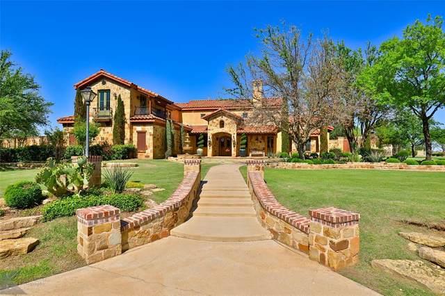 4417 La Hacienda Drive, Abilene, TX 79602 (MLS #14573748) :: All Cities USA Realty