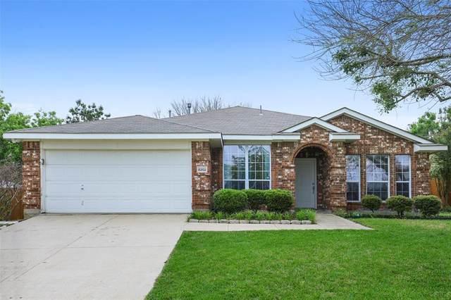8202 Champion Drive, Rowlett, TX 75089 (MLS #14573750) :: Premier Properties Group of Keller Williams Realty