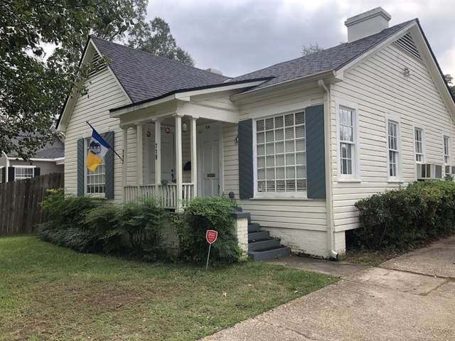 719 Delaware Street, Shreveport, LA 71106 (MLS #14573765) :: The Mauelshagen Group