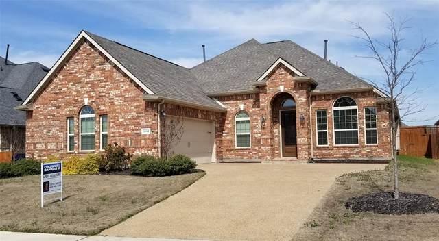 9632 Crown Meadow Drive, Frisco, TX 75035 (MLS #14573771) :: Team Tiller