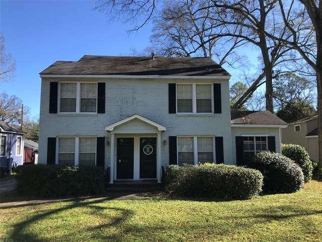 3905 Baltimore, Shreveport, LA 71106 (MLS #14573774) :: The Mauelshagen Group