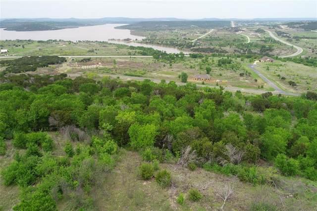 1100 Raven Circle, Graford, TX 76449 (MLS #14573795) :: Real Estate By Design