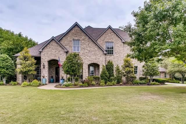 1681 Ashcroft Drive, Fairview, TX 75069 (MLS #14573799) :: The Daniel Team