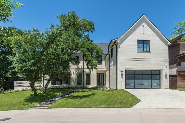 625 Kessler Reserve Court, Dallas, TX 75208 (MLS #14573808) :: The Kimberly Davis Group