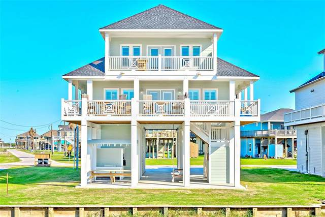 2606 Tide Drive, Crystal Beach, TX 77650 (MLS #14573833) :: Team Hodnett