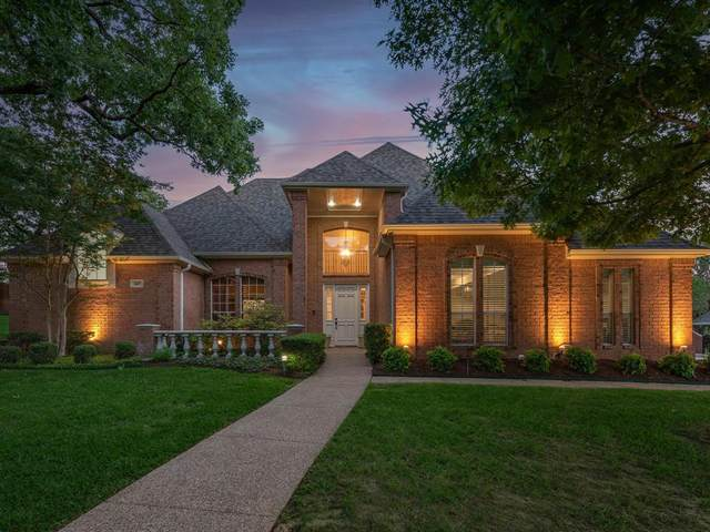 607 Loving Court, Southlake, TX 76092 (MLS #14573836) :: The Tierny Jordan Network