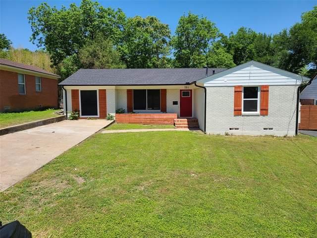 721 Owensons Drive, Dallas, TX 75224 (MLS #14573838) :: Team Tiller