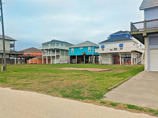 2630 Breaker Drive, Crystal Beach, TX 77650 (MLS #14573854) :: Team Hodnett