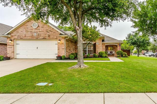 4300 Linley Lane, Fort Worth, TX 76244 (MLS #14573879) :: The Hornburg Real Estate Group