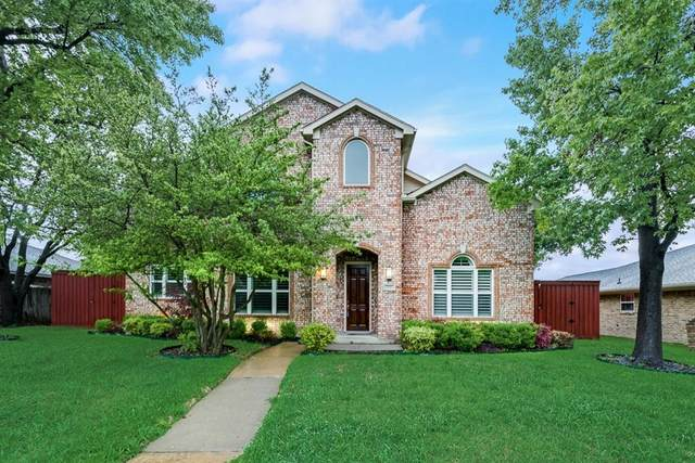 2505 Bluffton Drive, Plano, TX 75075 (MLS #14573888) :: All Cities USA Realty