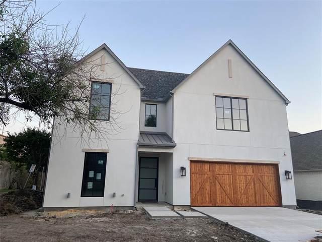 5742 W Amherst Avenue, Dallas, TX 75209 (MLS #14573891) :: 1st Choice Realty