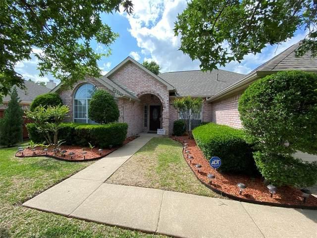 2513 Dandelion Lane, Rowlett, TX 75089 (MLS #14573943) :: Team Tiller