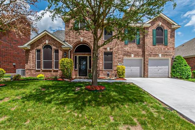 5316 Rolling Rock Drive, Mckinney, TX 75072 (MLS #14573991) :: Real Estate By Design