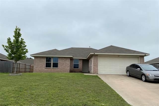 607 Westmeadow Drive, Cleburne, TX 76033 (MLS #14573998) :: VIVO Realty
